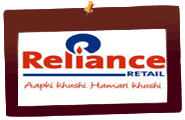 reliance retail mix
